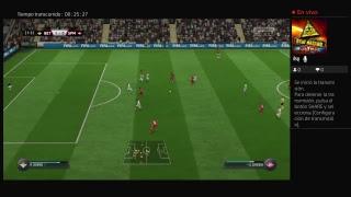 Empezando liga de manager |FIFA 18|cap 1