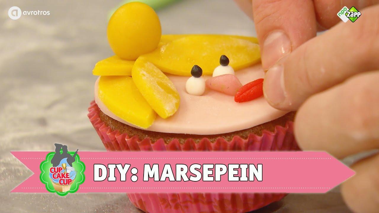 dr oetker cupcake marsepein