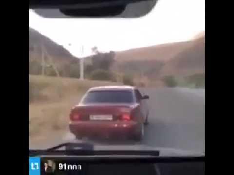 Αρπάζει πρόβατο από κοπάδι και το βάζει στο αυτοκίνητο!!!
