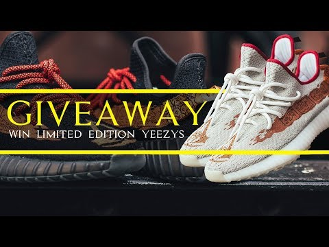 Win A Pair Of Assassin S Creed Origins Limited Edition Yeezys