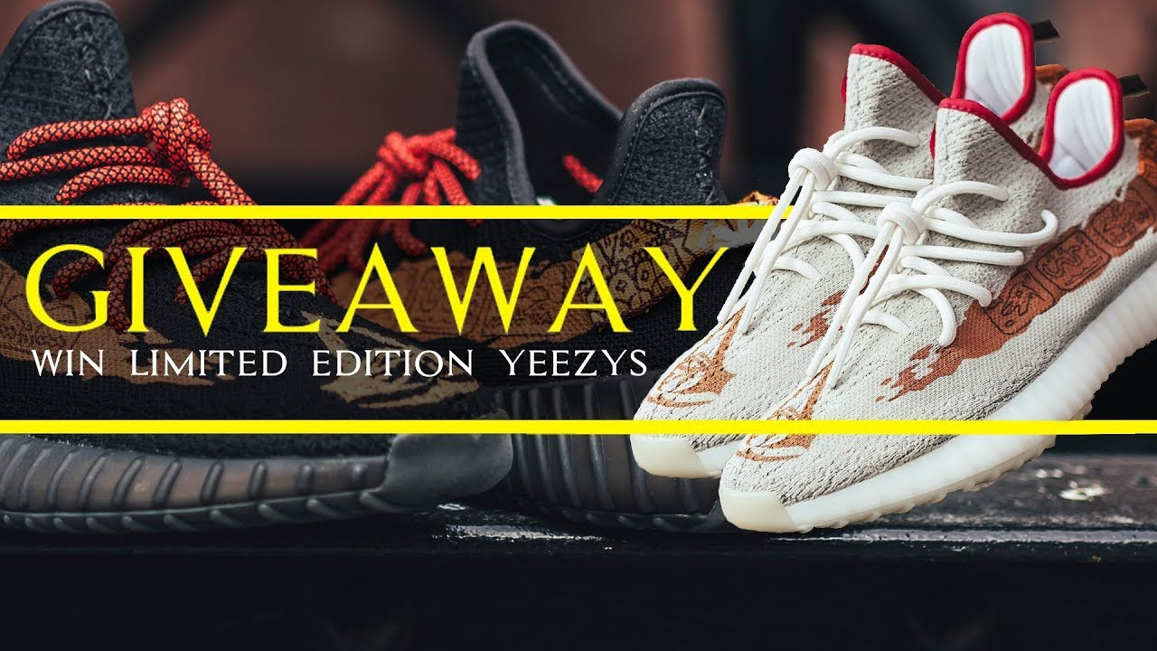 5539936b685 Win a pair of Assassin s Creed Origins Limited Edition Yeezys - YouTube