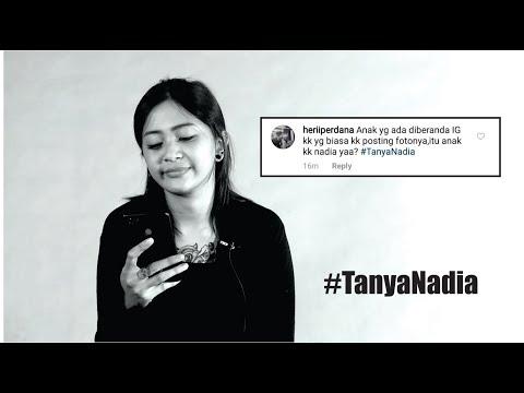 NADIA ZERLINDA | JAWAB SEMUA PERTANYAAN KEHIDUPAN PRIBADINYA YANG SANGAT SENSITIF #TanyaNadia EPS 1