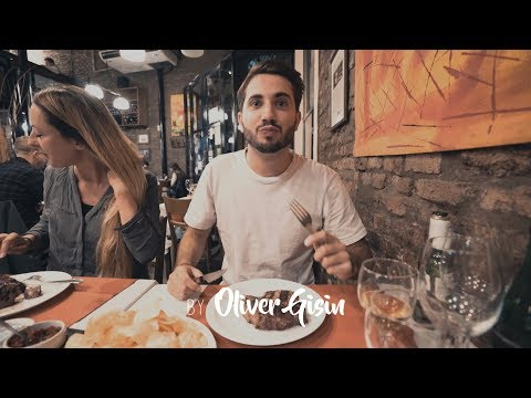 Eating Steak and Enjoying Life in Argentina