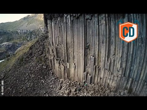 Unique New Climbing Area Discovered In Chile | EpicTV Climbing Daily, Ep. 508
