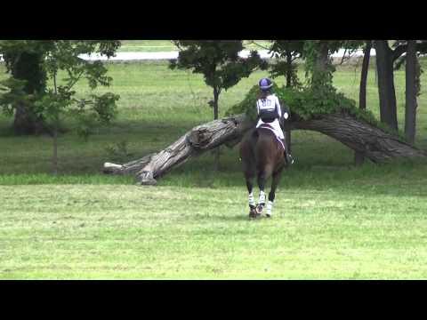 Audrey Green & Yoscha Bosche Greenwood Horse Trials May 2015