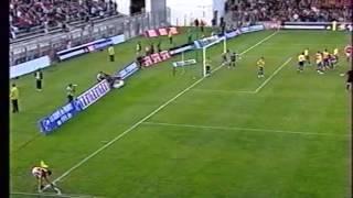 Nîmes Sochaux 1/4 finale Coupe de France en 2005 (Part. 2)
