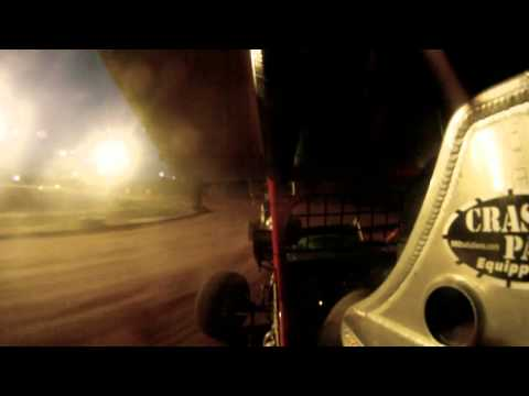 Onboard Camera - #46 Michael Bauer - Sportsman's Speedway - May 11th, 2014