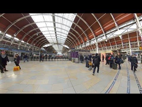 London - Paddington Station