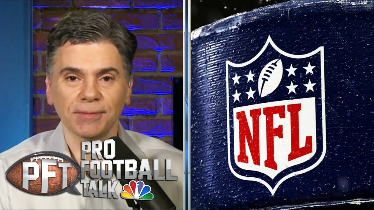 NFL Draft 2020: COVID-19 sparks new tech concerns for league | Pro Football Talk | NBC Sports