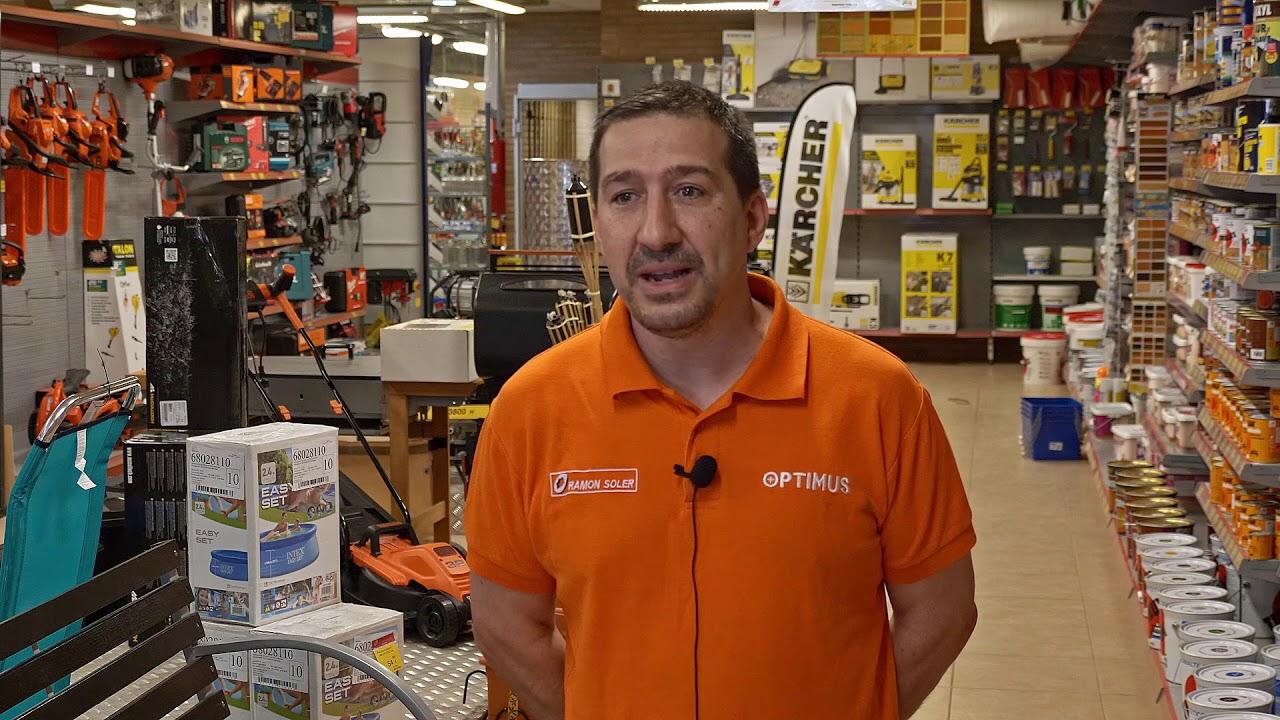 """Ferreteria Ramón Soler   Optimus   Alpicat   """"El Comerç d'Alpicat té molt a  dir"""""""