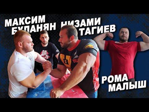 ПОП-АРМ Низами Тагиев против Максима Буланяна и Ромы Малыша
