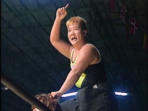 Bat Yoshinaga vs Tomoko Watanabe (Clipped) - YouTube