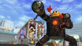 Street Fighter X Tekken - Pac-Man vs. Ling Xiaoyu (Secret Battle) | PS3 Gameplay