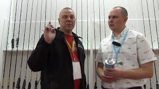 Константин Кудинов  Выставка охота и рыболовство на Руси 2020