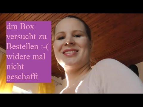 dm box bestellen