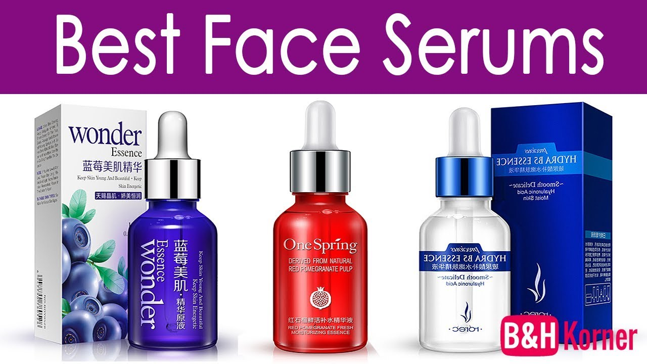 Best facial serum for mature skin