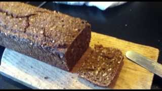 Danish Rye Bread Recipe - Original