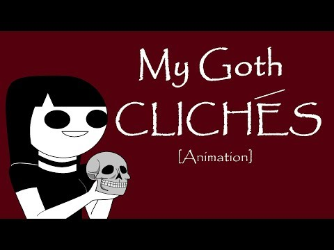 my-10-gothic-cliches-[animation]-//-ft.-antmation