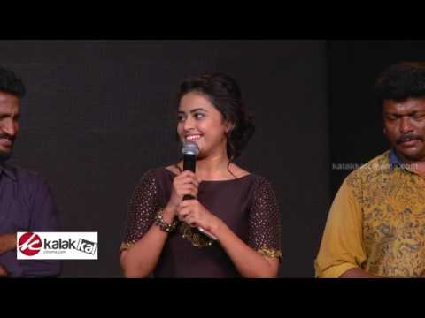 Sri Divya at Maaveeran Kittu Movie Teaser...