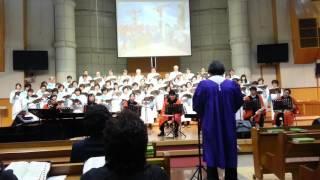 2016.03.27신안교회 주일저녁예배(7시30분)부활절 칸타타