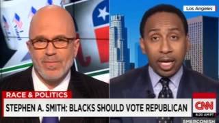 11 05 16 cnn stephen a smith black people need to vote gop first take