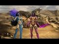 Mortal Kombat IX - Tag Ladder - Mileena & Kitana