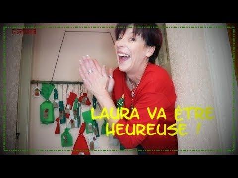 ⭐️ [ DIY ] Calendrier de l'avent pour Laura !! 🎄 (SEPHORA, THE BODY SHOP)
