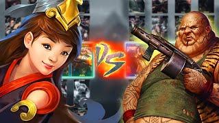Juggernaut Wars - Team Versus