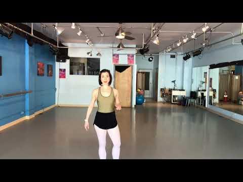 Real ballerina burp, :14sec!