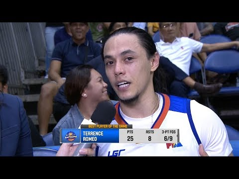 Best Player: Terrence Romeo | PBA Governors' Cup 2018