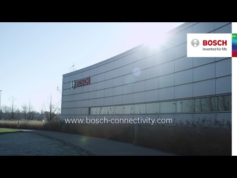 Bosch - Connected Devices & Solutions Marketing Video