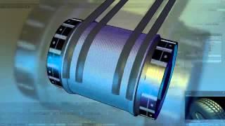 Процесс производства легковых шин Michelin (Мишлен)(, 2013-08-23T08:56:30.000Z)