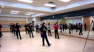 My Greek No. 1 ~ Maria Rask - Line Dance (Walk thru & Danced)
