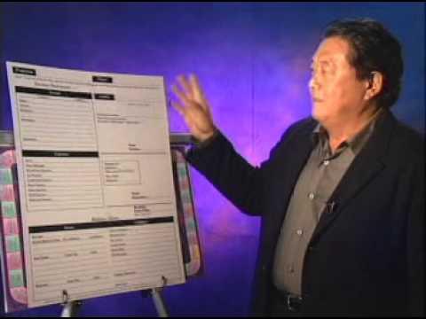 Robert Kiyosaki - Cashflow 101 - Rat Race (Intro)