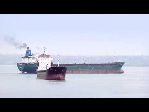Alboran Ship Brokers SA dry cargo video full HD