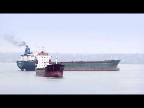 Alboran Ship Brokers SA dry cargo video full HD