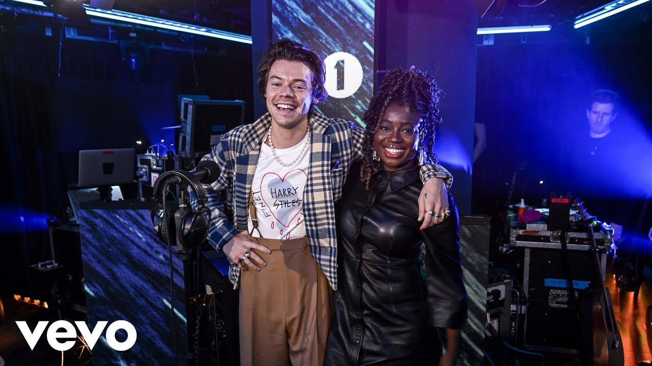 Harry Styles Lights Up In The Live Lounge Youtube