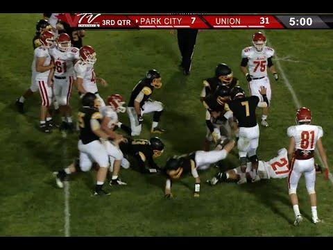 VTV Channel 6 High School Football: Park City @ Union 2014