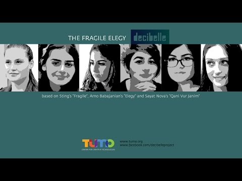 Decibelle || The Fragile Elegy || 2015