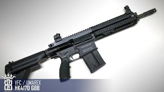 *Airsoft Review * Umarex VFC HK417 GBB | German Deutsch