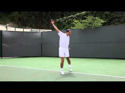 THE ONEHANDED TOPSPIN BACKHAND