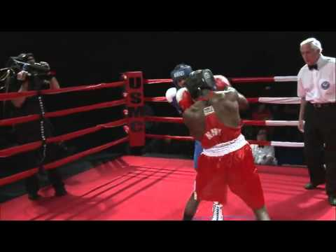 Armed Forces Boxing 2012 132 lb Weight Class