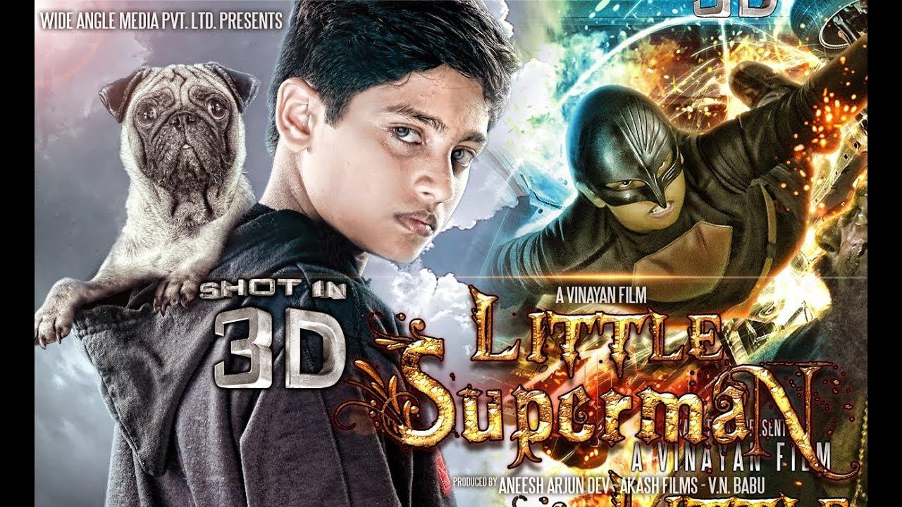 Download Little Superman Full Movie Dubbed In Hindi   Ansiba, Praveena