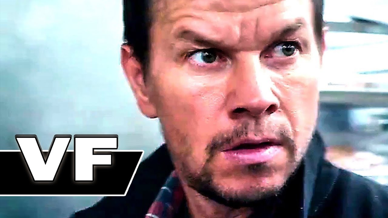 22 MILES Bande Annonce VF (Mark Wahlberg, 2018)