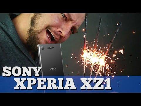 Не обзор Sony Xperia XZ1 - остановите этот мир!