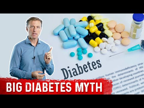 The Myth about Blood Sugars and Diabetes