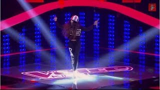 The Voice Kids Thailand - ออม - Play Girl - 22 Feb 2015