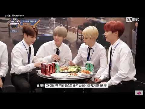 [ENG] 171012 BTS Countdown Drama_Company Dinner
