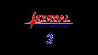 KSP #3. Наука для полёта на Муну собрана.