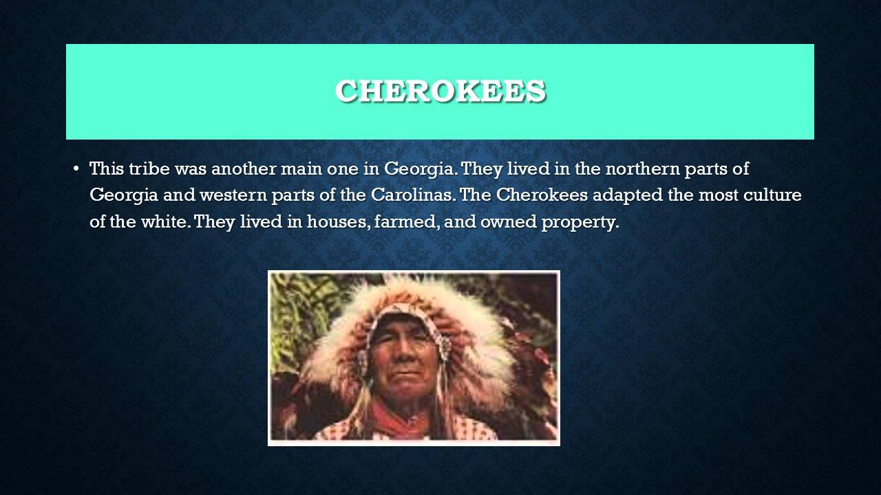 cherokee v georgia essay Cherokee nation v georgia decision cites 30 us 1 cherokee nation  extending the jurisdiction of the justices of the peace of georgia into the cherokee.